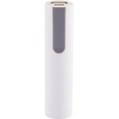 Портативное зарядное устройство Bright 2200 mAh белое