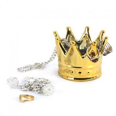 Держатель Balvi для колец Royal, золотистый