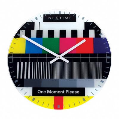 "Часы настенные ""One moment"", средние"