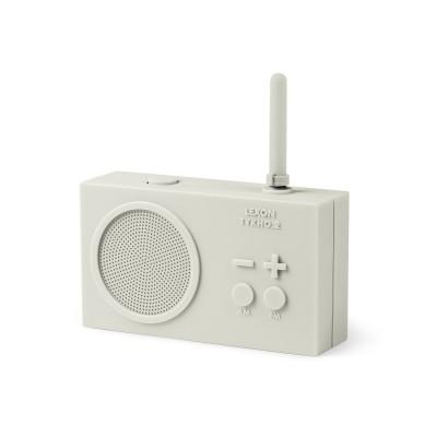 """Радио """"TYKHO 2"""", белое"""