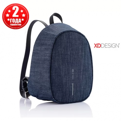 "Рюкзак антивор XD Design Bobby Elle 9.7"" Denim Blue (P705.229)"