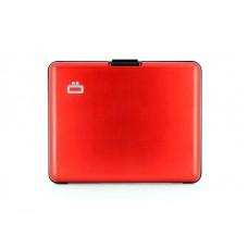 Бумажник OGON  Big Stockholm, красный