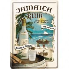 """Открытка """"Jamaica Rum"""" Nostalgic Art (10261)"""