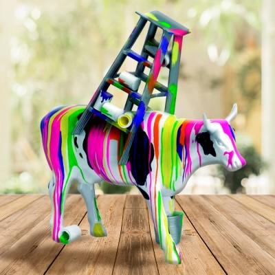 """Коллекционная статуэтка корова """"Muuu Travies"""""""