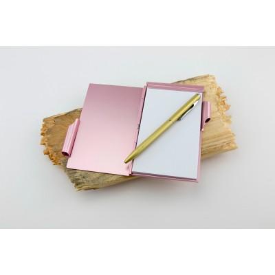 Карманный блокнот с ручкой Deer