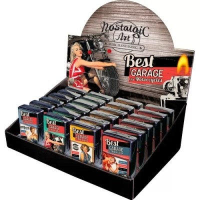 "Зажигалка ""Best Garage"" Nostalgic Art (80268)"