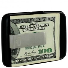 Визитница OGON Stockgolm Money Clip, черная
