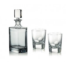 Набор для виски Manhattan (графин + 2 стакана)