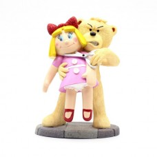 "Фигурка мишки Bad Taste Bears ""Barbie & Ken Ltd Ed"""