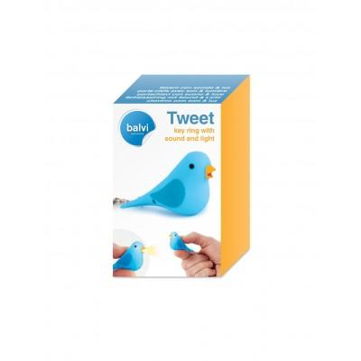 Брелок Balvi со звуком Tweet