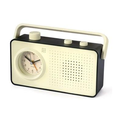 Радио-будильник Balvi 1960's, бежевый