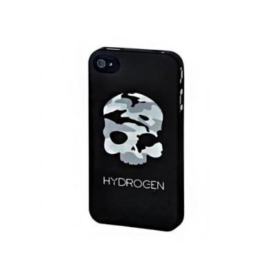 "Крышка для Iphone 4S ""Camouflage skull"""