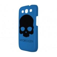 "Крышка для Samsung Galaxy S3 ""Black skull"""