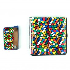 "Комплект зажигалка + портсигар ""Rubik""s"""