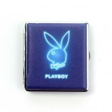 "Портсигар ""PLAYBOY"", синий"