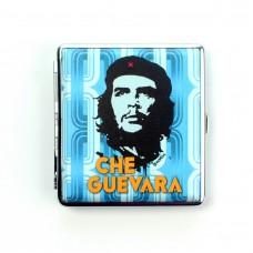 "Портсигар ""CHE"" на 20 сигарет, голубой"