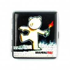 "Портсигар ""BRANDALISED Мишка"" для 20 сигарет"