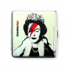 "Портсигар ""BRANDALISED Королева"" для 20 сигарет"