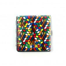 """Портсигар """"RUBIK'S кубики"""" для 20 сигарет"""