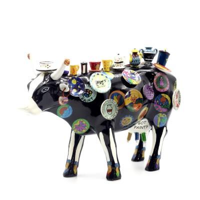 "Коллекционная статуэтка корова ""Moo Potter"", Size M"