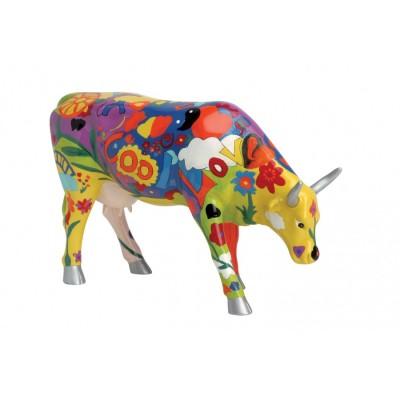 "Коллекционная статуэтка корова ""Groovy Moo"""