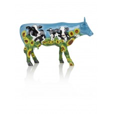 """Коллекционная статуэтка корова """"Cow Barn"""""""