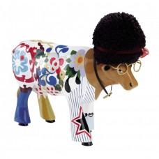 """Коллекционная статуэтка корова """"Wooodstock"""", Size L"""