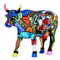 "Коллекционная статуэтка корова ""The Greenhorn"""