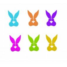 """Зажимы для проводов """"Knotty Bunny"""""""