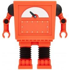 Подставка для ручек Робот, оранжевый