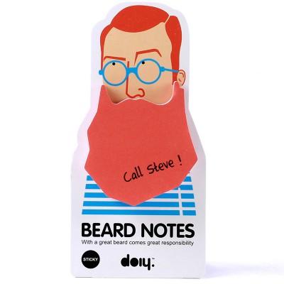 Блок для записей Борода