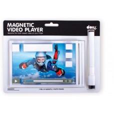 Набор: фоторамки на магните и ручка шариковая
