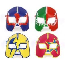 """Набор масок светящихся в темноте """"The Wrestlers"""""""