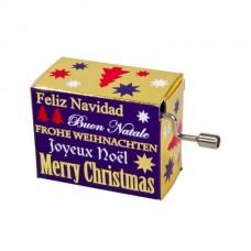 "Шарманка ""Merry Christmas"""