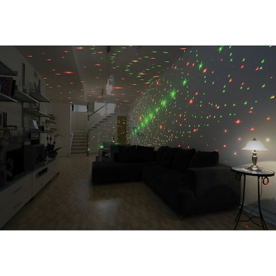 "Прожектор ""Laser Stars"" звездное небо"