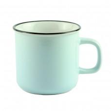 Чашка салатовая, керамика, 9 см