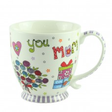 "Чашка ""I love Mum"", 10см"