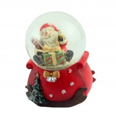 "Снежный шар ""Санта"", 9 см"