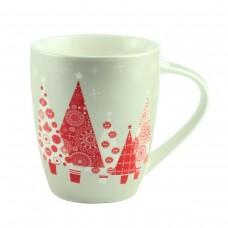 "Чашка ""Новогодняя ёлка"" керамика, 10 см"