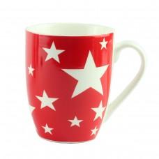 """Чашка """"Star"""" красная"""