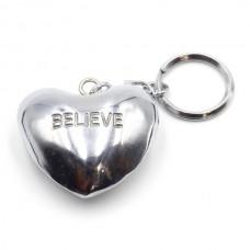 """Брелок """"Heart - Believe"""""""