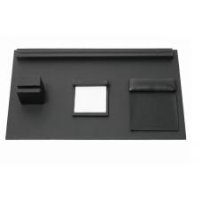 Настольный набор Stripe Soft Black