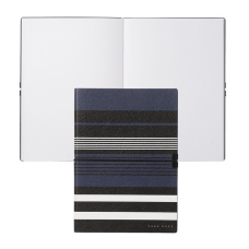 Блокнот для заметок A5 Storyline Stripes Blue