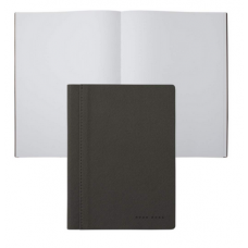 Блокнот A6 Advance Fabric Light Grey