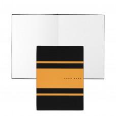 Блокнот A5 Gear Matrix Yellow Hugo Boss