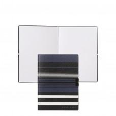 Блокнот для заметок A6 Storyline Stripes Blue