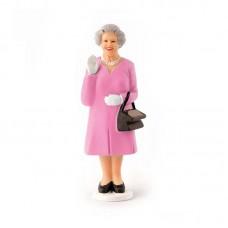 """Игрушка """"Королева приветствует"""" на солнечной батарейке 16 см"""