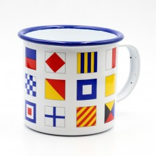 "Чашка ""NAUTICAL FLAGS"""