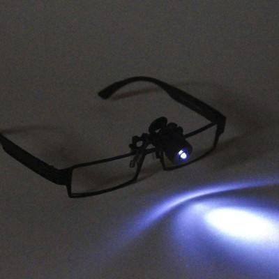 "LED подсветка с зажимом ""Третий глаз"""