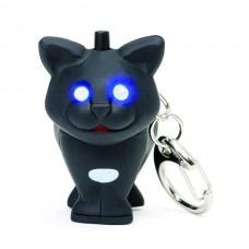 """Брелок фонарик """"Cat Led Keychain"""""""